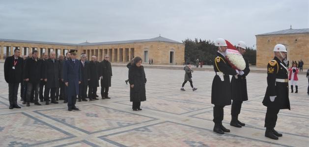 Atatürk'ün Ankara'ya Gelişinin 100. Yılında Anıtkabir'deydik
