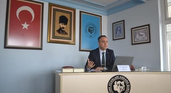 Dr. Ergenekon Savrun Doğu Akdeniz Konferansı